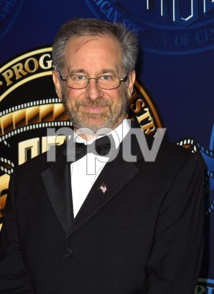 """Cinematographers Awards: 16th Annual""2/17/02Steven Speilberg © 2002 Scott Weiner - Image 20128_0109"