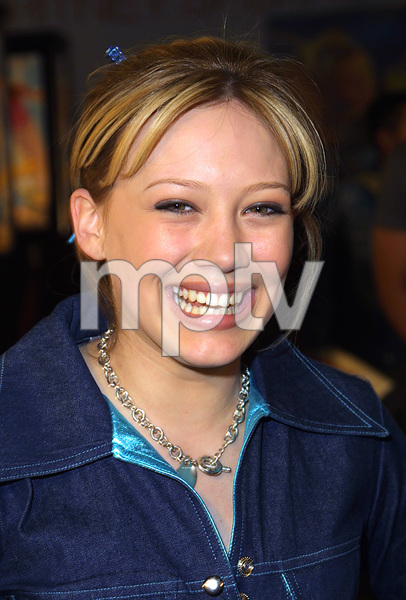 """Crossroads"" Premiere 2/11/02Hilary Duff © 2002 Glenn Weiner - Image 20133_0121"