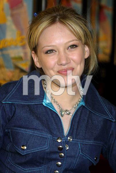 """Crossroads"" Premiere 2/11/02Hilary Duff © 2002 Glenn Weiner - Image 20133_0123"