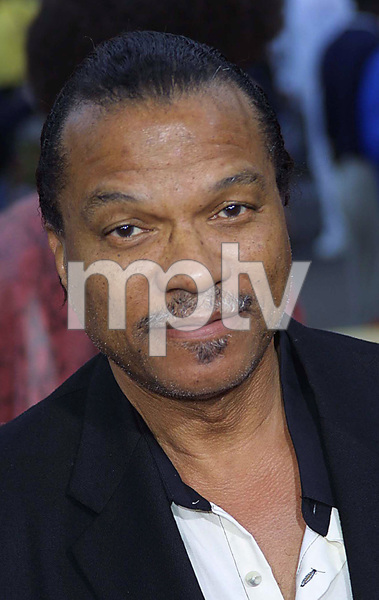 """Undercover Brother"" Premiere 5/30/02Billy Dee Williams © 2002 Glenn Weiner - Image 20203_0102"