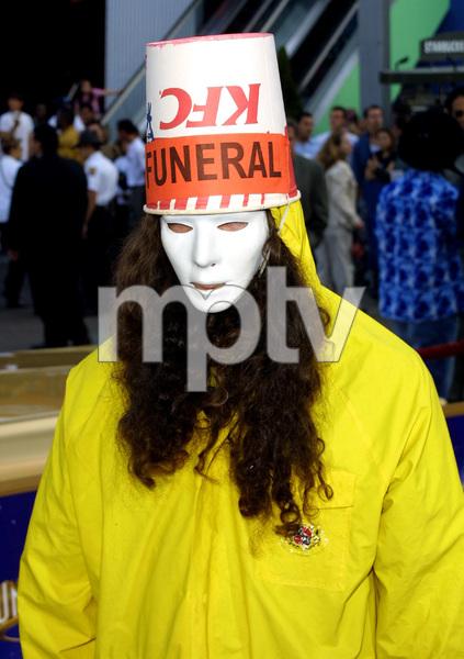 """""""Undercover Brother"""" Premiere 5/30/02Chicken Man © 2002 Glenn Weiner - Image 20203_0110"""