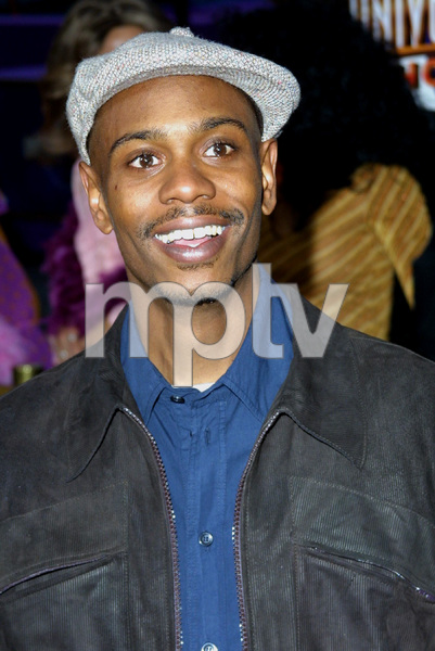 """""""Undercover Brother"""" Premiere 5/30/02Dave Chappelle © 2002 Glenn Weiner - Image 20203_0112"""