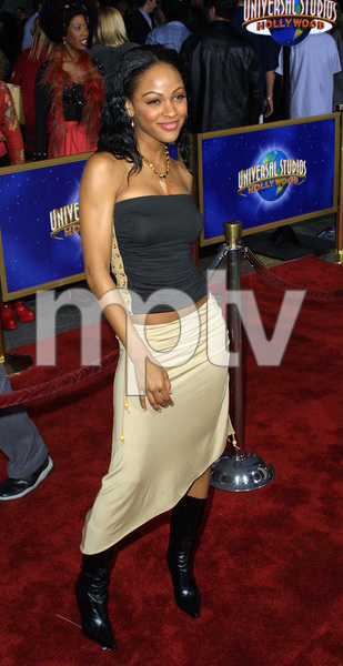"""Undercover Brother"" Premiere 5/30/02 Meagan Good © 2002 Glenn Weiner - Image 20203_0132"