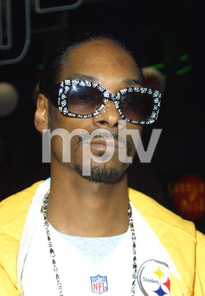 """Undercover Brother"" Premiere 5/30/02Snoop Dogg © 2002 Glenn Weiner - Image 20203_0143"