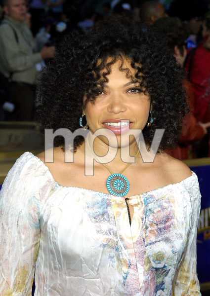 """Undercover Brother"" Premiere 5/30/02Tisha Campbell Martin © 2002 Glenn Weiner - Image 20203_0151"