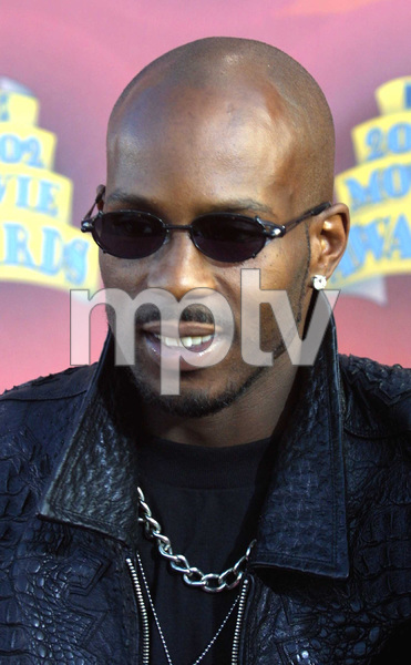 """MTV Movie Awards: 2002"" 6/01/02DMX © 2002 Glenn Weiner - Image 20204_0109"