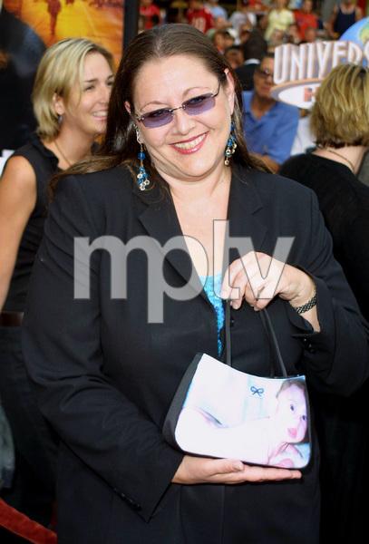 """""""Bourne Identity"""" Premiere 6/06/02Camryn Manheim © 2002 Glenn Weiner - Image 20212_0109"""