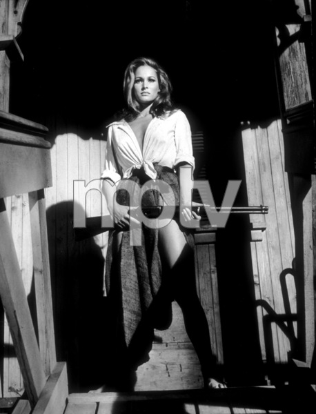 """Four For Texas,""Ursula Andress1963 / Warner © 1978 Al St. Hilaire - Image 2022_0004"