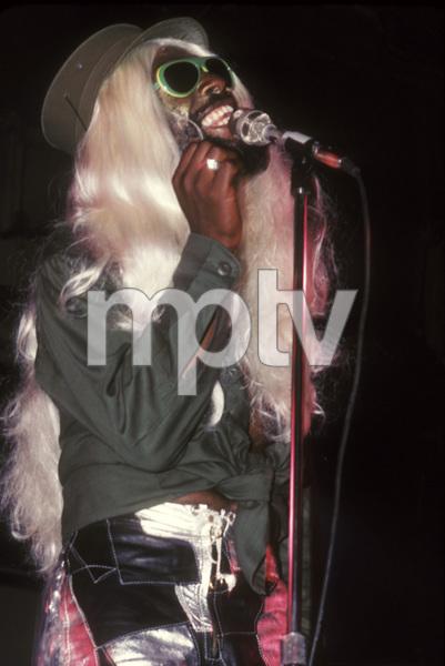 George Clinton of Parliament-Funkadelic 1977© 1978 Bobby Holland - Image 20242_0060