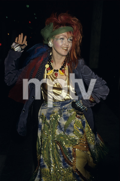 Cyndi Laupercirca 1980s © 1980 Gary Lewis - Image 20297_0015