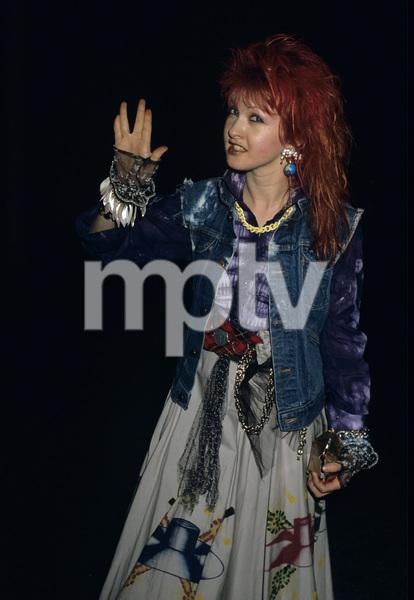 Cyndi Laupercirca 1980s © 1980 Gary Lewis - Image 20297_0017