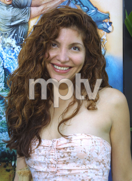 """The Crocodile Hunter: Collision Course"" Premiere6/29/02Jenna Mattison © 2002 Glenn Weiner - Image 20304_0108"