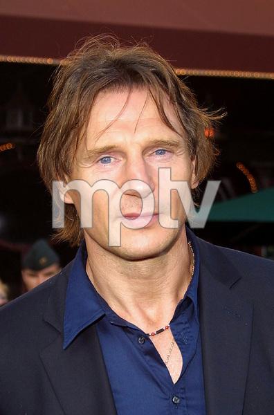 """"""" K-19: The Widowmaker"""" PremiereLiam Neeson at the world premiere. Mann Village Theatre Westwood California. 7/15/02 © 2002 Glenn Weiner - Image 20309_0024"""