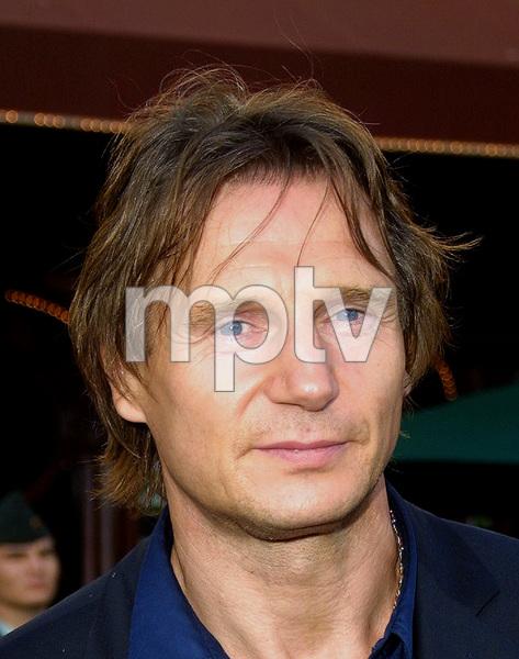""""""" K-19: The Widowmaker"""" PremiereLiam Neeson at the world premiere. Mann Village Theatre Westwood California. 7/15/02 © 2002 Glenn Weiner - Image 20309_0025"""