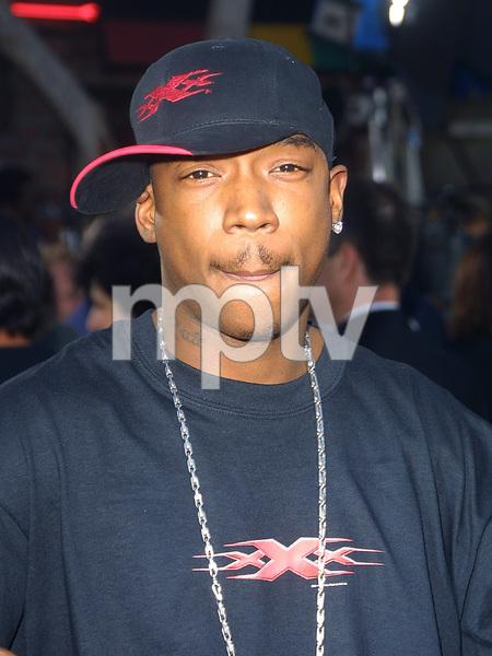 """XXX"" Premiere 8/5/02JaRule © 2002 Glenn Weiner - Image 20362_0123"