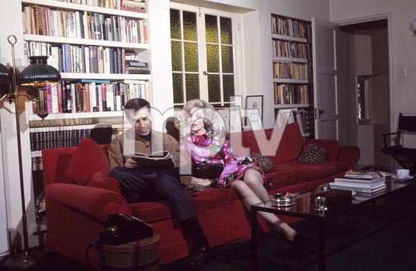 Barbara Bain and Martin Landau at home1968© 1978 Gene Trindl - Image 2039_0004