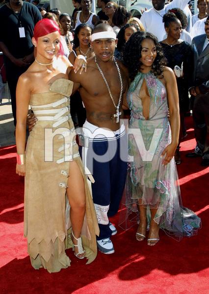 Lady of Soul Train Awards: 8th Annual, Civic Center, Pasadena, CACharlie Baltimore, JaRule and Ashanti8/24/02 © 2002 Glenn Weiner - Image 20398_0116