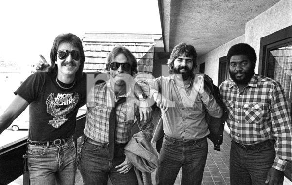 The Doobie Brothers (Michael McDonald)1980© 1980 Michael Jones - Image 20423_0025