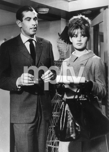 Brigitte Bardot with Roger Vadimc. 1960MPTV - Image 2043_0028