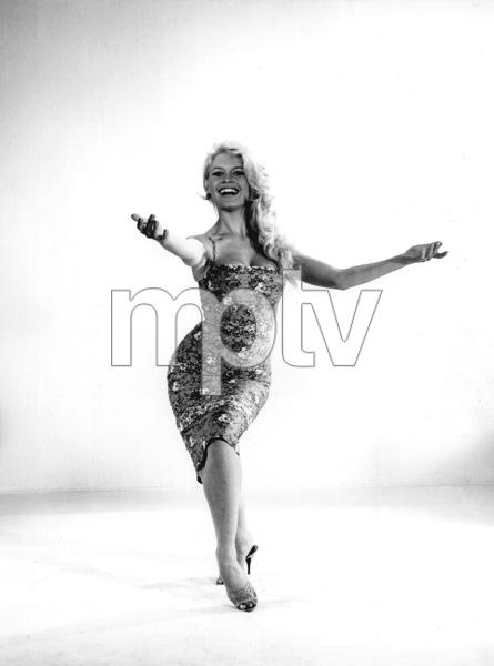 "Brigitte Bardot publicity still for""Come Dance With Me"" 1959.**I.V. - Image 2043_0089"