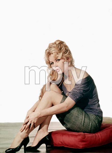 "Brigitte Bardotpublicity still for ""Voulez-Vous Danser Avec Moi?""1959**I.V.MPTV - Image 2043_0102"