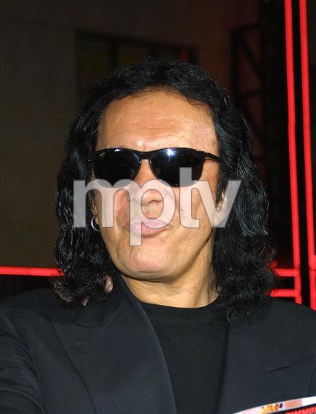Tuxedo, The: PremiereGene SimmonsMann Chinese Theater, Hollywood, CA  9/19/02 © 2002 Glenn Weiner - Image 20474_0119