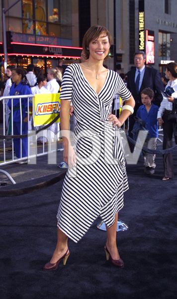 Tuxedo, The: PremiereLola GlaudiniMann Chinese Theater, Hollywood, CA  9/19/02 © 2002 Glenn Weiner - Image 20474_0146