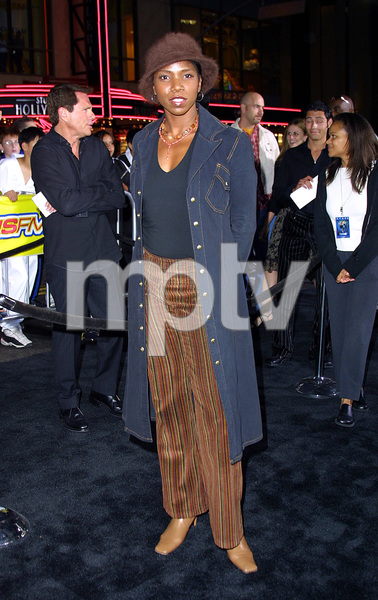 Tuxedo, The: PremiereNicki MicheauxMann Chinese Theater, Hollywood, CA  9/19/02 © 2002 Glenn Weiner - Image 20474_0161