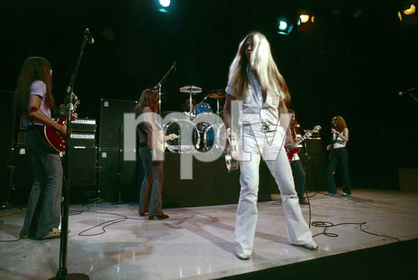 """""""Black Oak Arkansas""""Jim """"Dandy"""" Mangrumcirca 1972** H.L. - Image 20487_0001"""