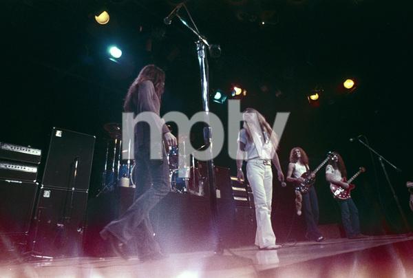 """Black Oak Arkansas""Stanley Knight, Jim ""Dandy"" Mangrum, Patrick Daugherty, Ricky Reynoldscirca 1972** H.L. - Image 20487_0004"