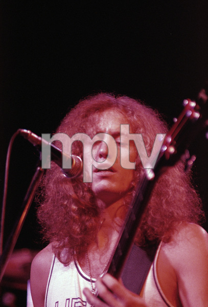 """Black Oak Arkansas""Pat Daughertycirca 1972** H.L. - Image 20487_0007"