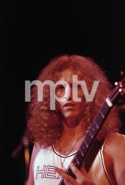 """Black Oak Arkansas""Pat Daughertycirca 1972** H.L. - Image 20487_0008"