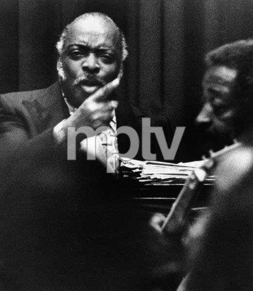 Count Basie and Freddie Green in New York Citycirca 1970s** I.V.M. - Image 2050_0018