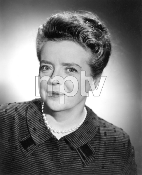 "Frances Bavier""The Andy griffith Show""1960 CBSPhoto By Gabi Rona - Image 2053_0001"