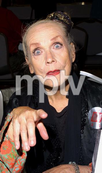 The Hollywood Collectors Show Maila Nurmi aka Vampira10/6/02© 2002 Scott Weiner - Image 20567_0117