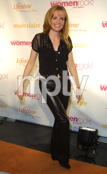 Women Rock Benefit ConcertLea ThompsonKodak Theater Hollywood, California 10/10/02 © 2002 Glenn Weiner - Image 20589_0142