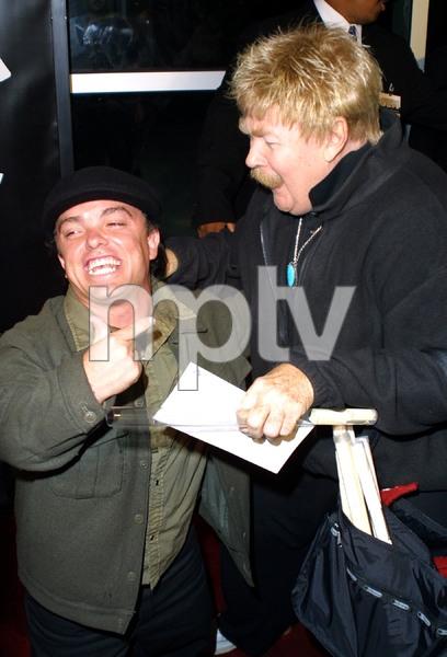 Jackass: The Movie PremiereJason Acuna & Rip TaylorCinerama Dome Theater, Hollywood, California 10/21/02 © 2002 Glenn Weiner - Image 20646_0100