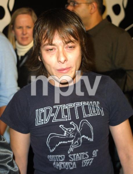 Jackass: The Movie PremiereEdward FurlongCinerama Dome Theater, Hollywood, California 10/21/02 © 2002 Glenn Weiner - Image 20646_0115