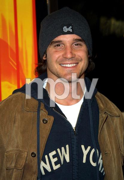 I Spy PremiereEddie McClintockCinerama Dome Theater in Hollywood, California 10/23/02 © 2002 Glenn Weiner - Image 20654_0112