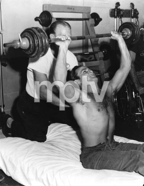 """The Men"" Marlon Brando 1950 United Artists** I.V. - Image 20666_0004"