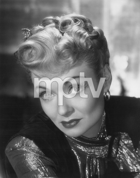 "Constance Bennettpublicity still for ""The Unsuspected""1947Photo by Bert Six - Image 2067_0006"