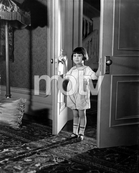 Baby Peggy, LAW FORBIDS, THE, Universal, 1924, **I.V. - Image 20687_0001