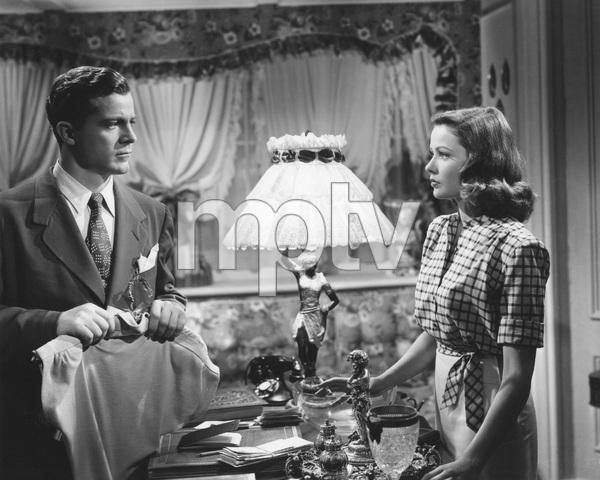 """Laura""Dana Andrews & Gene Tierney1944 20th **I.V. - Image 20701_0014"