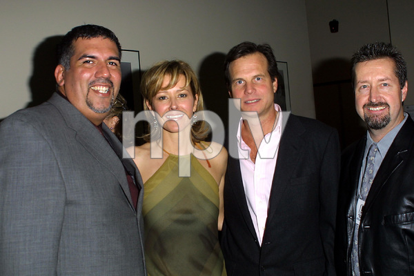 Josephine AwardsDavid Basulto, Kerry David, Bill Paxton & John JohnsonLos Angeles Film School in Hollywood, California 11/1/02 © 2002 Scott Weiner - Image 20708_0100