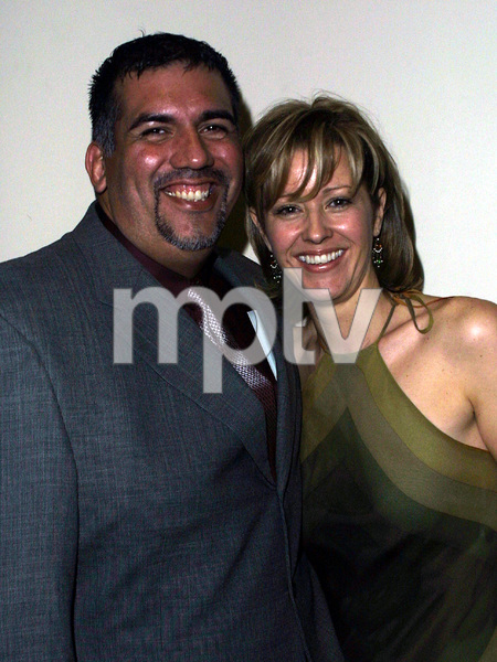 Josephine AwardsDavid Basulto & Kerry DavidLos Angeles Film School in Hollywood, California 11/1/02 © 2002 Scott Weiner - Image 20708_0103