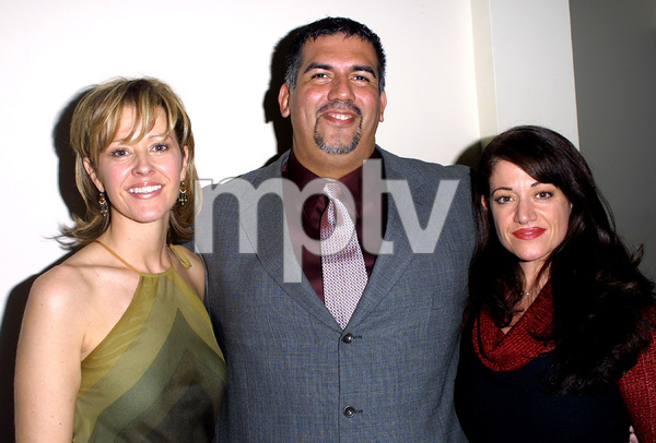Josephine AwardsKerry David, David Basulto & Nadine HamdanLos Angeles Film School in Hollywood, California 11/1/02 © 2002 Scott Weiner - Image 20708_0109