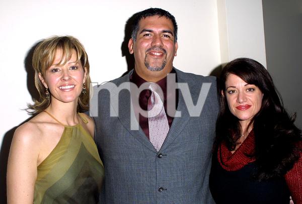 Josephine AwardsKerry David, David Basulto & Nadine HamdanLos Angeles Film School in Hollywood, California 11/1/02 © 2002 Scott Weiner - Image 20708_0109