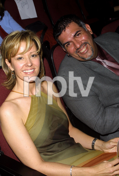 Josephine AwardsDavid Basulto & Kerry DavidLos Angeles Film School in Hollywood, California 11/1/02 © 2002 Scott Weiner - Image 20708_0110