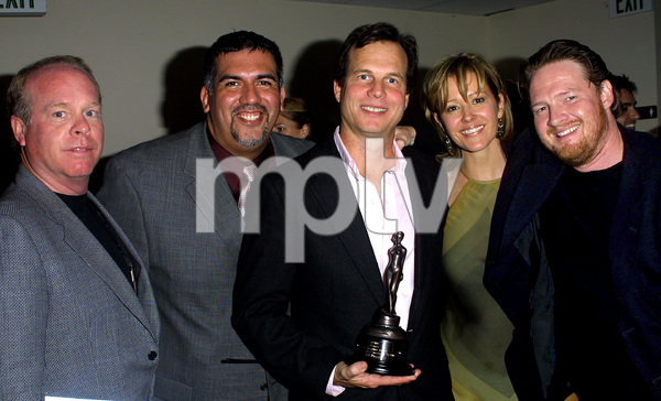 Josephine AwardsBill Paxton, Donal Logue, David Basulto & Kerry DavidLos Angeles Film School in Hollywood, California 11/1/02 © 2002 Scott Weiner - Image 20708_0122