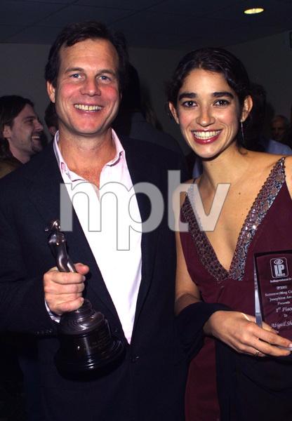 Josephine AwardsBill Paxton & Avilgail ShafranLos Angeles Film School in Hollywood, California 11/1/02 © 2002 Scott Weiner - Image 20708_0126